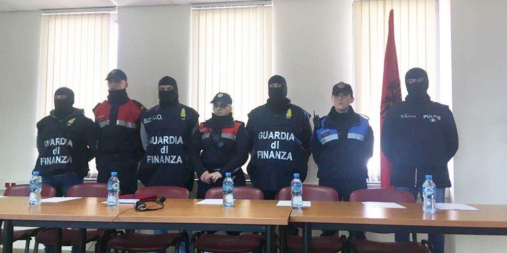 9518314d2a Traffico di droga tra Albania e Italia, arrestate 27 persone ...